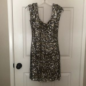 Scala Sequin Dress
